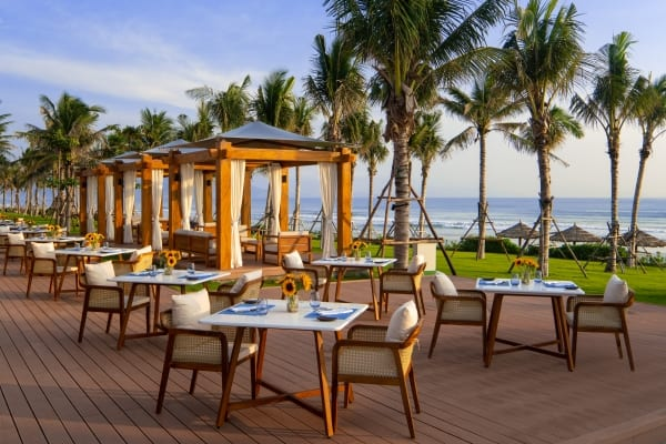 Tropicana Beach Club at Movenpick Resort Cam Ranh