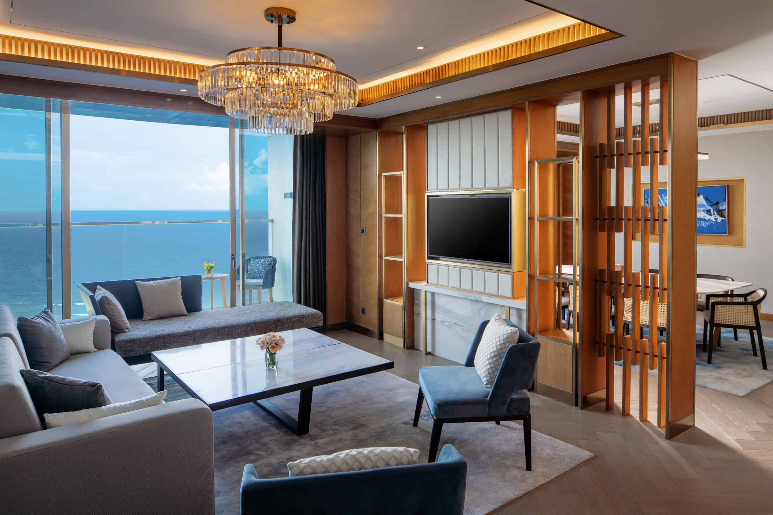 Presidential Suite at Movenpick Resort Cam Ranh
