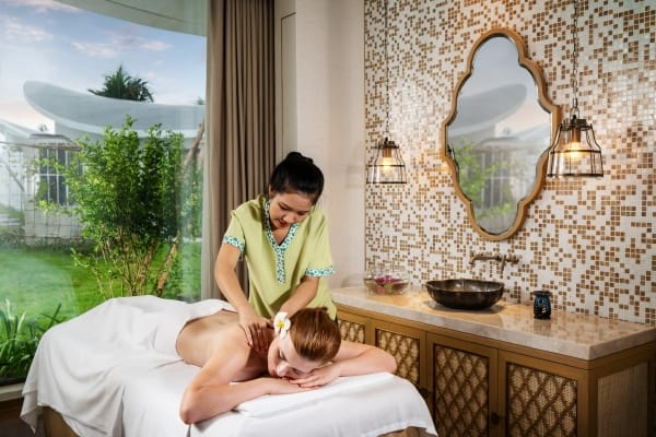 Serenity Spa at Movenpick Resort Cam Ranh